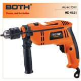 Power Tool 650W Impact Drill with Soft Grip (HD0821)