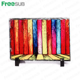 Freesub Hot Selling Blank Sublimation Coated Stone Rock Photo (SH-03)