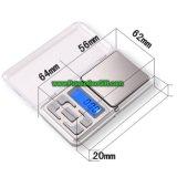 Mini Electronic Digital Pocket Weighing Balance