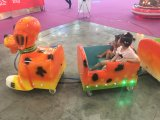 Indoor Playground Battery Electric Trackless Kiddie Train