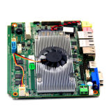 3.5inch Cheap Dual Core DDR3 Motherboard with Win7/X86 OS Emedded