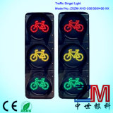 High Flux LED Flashing Traffic Light / Traffic Signal for Bicycle