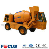 Distinctive Excellent Performance 1.6cbm Self Loading Concrete Mixer