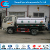 5cbm Drink Water Distribution Water Tanker Truck