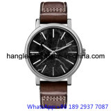 High Quality Marble Watch, Gnuine Leather Watches Hl-15128