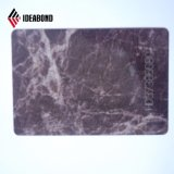 Ideabond Yellow and White Granite Aluminum Composite Panel