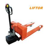 Liftor Forklift Manufacturer Semi Electric Pallet Truck Forklift