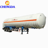3axle Liquid Propane LPG Tanker Truck Trailer for Cheap Sale