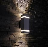 Square Type LED Wall Sconce 12watt up Down Ways Outdoor LED Lighting with ETL Certificate
