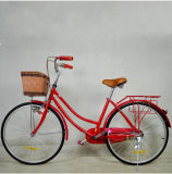 """Hot Selling 26"""" Restoring Ancient Ways Model Lady Bicycle/Bike/Cycling with Basket"""