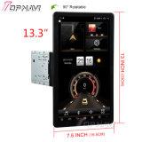 13.3 Inch Rotatable Universal Car Radio for Honda Nissan KIA Hyundai Toyota 4G Lte Carplay 2 DIN Universal Car Radio Player