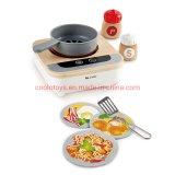 Mondern Design Fun Fan Fryer Wooden Kitchen Toys Kids Toys Coolo Brand
