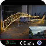 Hanging Comerical Project LED Christmas Street Motif Lights