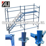 Hot Sale Africa! ! ! ! Heavy Quick Lock System Scaffold (002) for Building Construction, Guangzhou Manufacturer