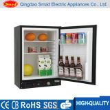 Commercial DC12V Noiseless Absorption Table Top Hotel Mini Bar Fridge
