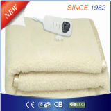EU Market Hot Product-- Synthetic Wool Fleece Electric Blanket