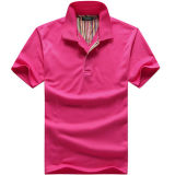 Dry Fit 100% Polyester Fitness Sport Polo Shirt