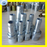 Straight Male NPT Hydraulic Hose End Coupling