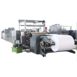 LD-1020FD (Dual Feeders) Production Line of Roll Paper High Speed Flexography Saddle Stitch
