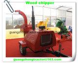 Self Power Hydraulic Wood Chipper, Wood Crusher Chipper