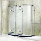 Bathroom Accessories Tempered Glass Shower Cubicle Shower Enclosure for Bathroom