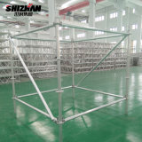 Ringlock Scaffolding Parts/All-Round Scaffolding Stadard/Ringlock System Scaffold