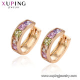 Xuping Fashion 18K Gold Color Earring 29255