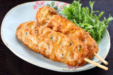 Frozen Seafood and Vegetable Kebab From China