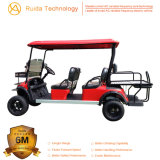 4+2 Seater High Quality Battery Operated off-Road Hunting Vehicle