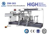 Automatic 3-Rows Boring Machine for Woodworking Drilling