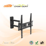 "Full Motion Single Arm Cantilever TV Wall Mount Bracket for 26""-55""Screens (CT-WPLB-T721)"
