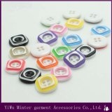 Wholesale DIY Garment Accessories Resin Button Sewing for Children′s Clothes