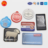 ISO14443A Customized Printed PVC/Pet/ NFC Tags