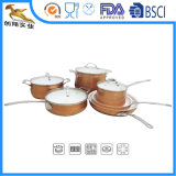 Brand Popular Hot Pot Cast Coating Pots and Pans