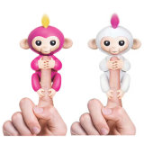 2017 Colorful Electronic Pet Finger Monkey Christmas Gift for Children