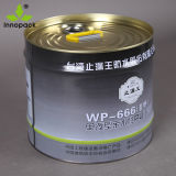 10 Liter Metal Tight Head Oil Tin Can with Plastic Hand