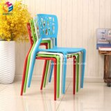 Homely Furniture Wholesale Cheap Leisure Plastic Chair Stackable