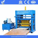 Semi Automatic Hydraulic Press Paver Brick Making Machine, Diesel Engine Cabro and Hollow Block Machine Price in Malawi, Mali