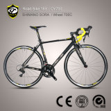 China Shenzhen Shimano Sora 18 Speed Carbon Fiber Road Bike