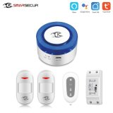 China Two Way Car Alarm with Built in Remote Starter (KC-F11