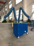 Double Arms Welding Dust Extractor Welding Torch Fume Removal Systems