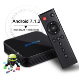 2019 Brand New Pendoo X10 S905W 2g 16g TV Box 1tb HDD Media Player with High Quality Android 7.1 OS Media Player