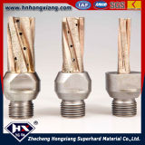 High Efficiency Diamond Thread CNC Router Bit for Glass Milling