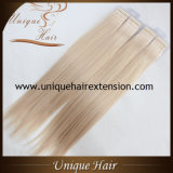 Wholesale European Remy Ash Blonde Tape in Extensions