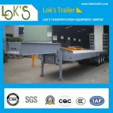 3 Axle Lowbed Trailer Hot Sale
