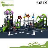 Cheap Children Outdoor Playground Equipment with Slide