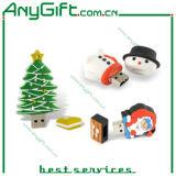 Christmas Gift USB Flash Drive with Customized Logo 17