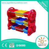 Children′s Baby Shaped Toy Assorting Shelf with CE/ISO Certificate
