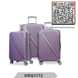 New ABS Style Plastic Waterproof Travel Trolley Luggage (KRQ1171)