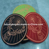 Hot Selling Christmas Decorations Polyester Felt Coaster